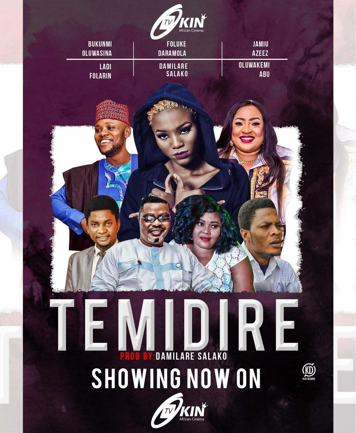 movie 2019 out now TEMIDIRE Latest Yoruba Movies