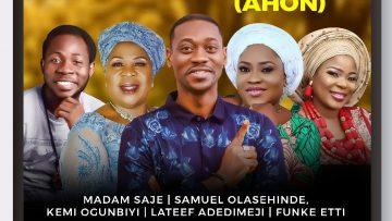Tongue (AHON), Latest yoruba movie 2019 starring Lateef adedimeji