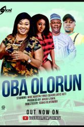 oba Olorun, Latest Yoruba movie 2019, jaiye kuti, yinka quadri, mide martins