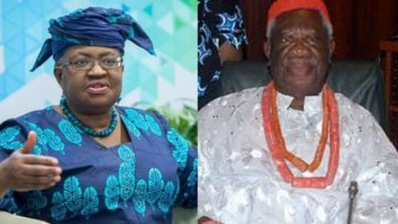 Ngozi-Okonjo-Iwealas-father-is-dead